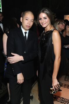 Olivia Palermo and Jason Wu - 17th Annual Accessories Council ACE Awards At Cipriani 42nd  Street