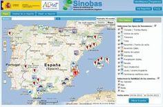 SIstema SINOBAS Map, Location Map, Maps