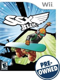 SSX Blur — PRE-Owned - Nintendo Wii