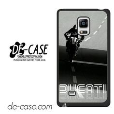 Ducati In Classic Race DEAL-3748 Samsung Phonecase Cover For Samsung Galaxy Note Edge