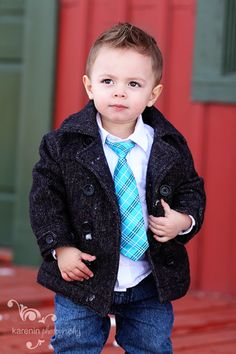 Taylor Joelle Designs has super cute clothes for kids. These ties would be so handsome on my little guy