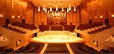 Suntory Hall, Tokyo, Japan