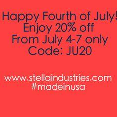 july 4th 2013 sale