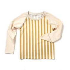 Hope's Hi-Low Dress PDF Pattern Sizes 6/12m to 8 Kids   Etsy High Low Skirt, Hi Low Dresses, Raglan Tee, Photo Tutorial, Knitted Fabric, Rib Knit, Sewing Patterns, Tees, Long Sleeve