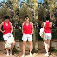 LEILA DINIZ advogada blogueira youtuber: #LookDoDia ultra fresquinho e tudo a ver com sexta...