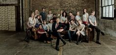 Gareth Malone's Voices choir line-up revealed - Gareth Malone News. Seen on BBC's One Show 18 November 2013