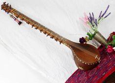 Afghan musikinstrumen Tanbur 16/A - orientart