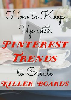 Let's talk Pinterest! More specifically, how to find out what's trending on Pinterest, and how to use that to grow your boards without spending hours upon hours a day on the social media network. Now, I could literally spend an entire 8-hour work day just pinning stuff and be happy, but I'd never get anything else done. I have to limit myself to a few small bursts of time, otherwise I go down the Pinterest rabbit hole. What really surprised me: once I developed this little method of…