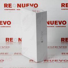 IPHONE 6 PLUS 16GB LIBRE Silver Nuevo precintado E277344 | Tienda online de segunda mano en Barcelona Re-Nuevo