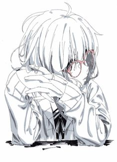 I enjoy anime n what not. Manga Anime, Manga Art, Anime Drawings Sketches, Anime Sketch, Sketch Drawing, Wie Zeichnet Man Manga, Manga Drawing Tutorials, Kyoto Animation, Estilo Anime