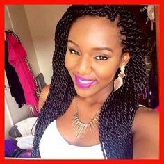 Senegalese Twist Braids Hairstyles Proper