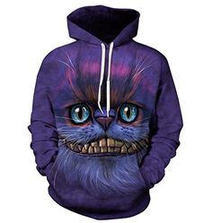 SWAG Hipster Unisex Big Face Cheshire Cat (44 different designs in the  color selection) · BoletoSudaderas Con CapuchaSombrerosTecido PoliesterRopa  ... 9b44121263d