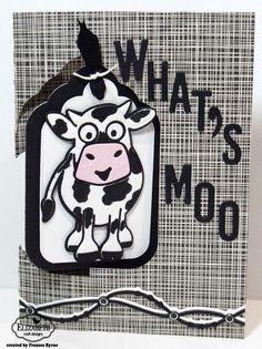 Pop it Ups Wednesday with Frances Byrne – Happy Moo Year!