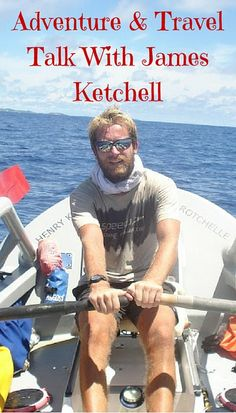 James Ketchell has since gone on to achieve what some of us can only imagine. From Rowing across the Atlantic Ocean, summiting Everest and Cycling 18,000 miles around the World