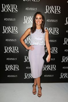 David Jones Spring/Summer 2015 Fashion Launch at David Jones Elizabeth Street Store on August 5, 2015 in Sydney, Australia.