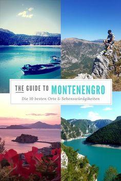 Sehenswürdigkeiten in Montenegro - entdecke zehn Highlights in Montenegro, die du bei deinem Roadtrip durch das Land auf dem Balkan nicht verpassen darfst. Mit vielen Reisetipps für Montenegro für Backpacker und individuell Reisende.