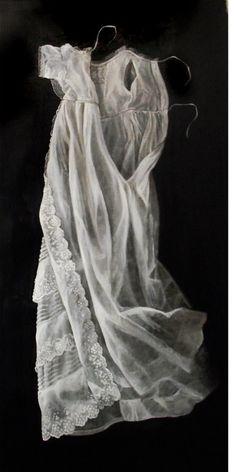 "Saatchi Online Artist: Margaret Ackland; Oil, 2010, Painting ""Birth"""