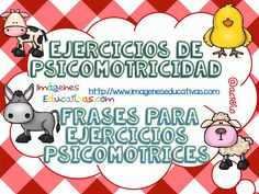 Frases para ejercicios psicomotrices Baby Farm (1)