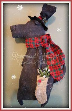 Primitive Folk Art, Primitives, Dolls, Christmas, Etsy, Baby Dolls, Xmas, Country Primitive, Puppet