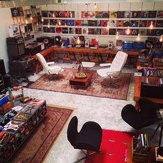 Happy Record Store Day #600Series @patriciomarquez