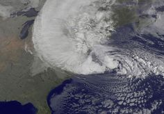 """""""More Intense North Atlantic Tropical Storms Likely in the Future-Tropical storms that make their way into the North Atlantic, and possibly strike the East Coast of the United States, likely will become more intense during the rest of this century...""""while the number of storms is not projected to increase, their intensity is...Moreover...as more carbon dioxide is emitted, the stronger the storms get..."""""""