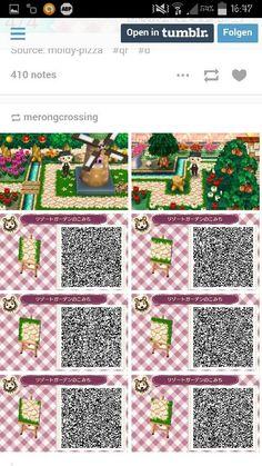 animal crossing new horizons qr code sol Animal Crossing 3ds, Cabello Animal Crossing, Animal Crossing Town Tune, Animal Crossing Qr Codes Clothes, Acnl Qr Code Sol, Acnl Paths, Motif Acnl, Ac New Leaf, Post Animal