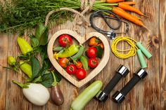 Diet and exercise remain keys to keeping your ticker in top form
