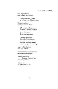 """the variations on the word love by margaret atwood Salin ni mykel andrada orihinal sa ingles ng """"variations on the word love"""" ni margaret atwood salita itong ating ipinangtatapal sa mga butas."""