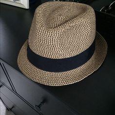 Nordstrom Fedora Tan Fedora from Nordstrom bp Accessories Hats