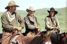 """Kevin Costner """"Charley Waite"""", Robert Duvall """"Boss Spearman"""", & more ~ Open Range (2003)"""