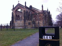 Abandoned church, Stockton-on-Tees