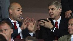"Arsenal chief executive Ivan  Gazidis has begged fans to support manager Arsene Wenger and says the  club are looking to sign ""top-quality"" players.  Wenger 67 signed a new two-year deal with the club in May despite protests from some supporters and says Arsenal can win the Premier League next year. Arsenal won the FA Cup but failed to make the Champions League for the first time in Wenger's reign last season.  ""I want the atmosphere to be united"" Gazidis said at a fans' event. ""It  has been…"