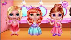 """""""Toddler Game"""" Sweet Baby Salon"""