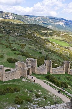 Castillo de Loarre, Spain