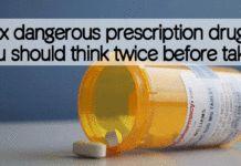 6 Dangerous Prescription Drugs You Should Think Twice Before Taking