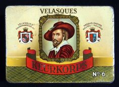 Very old packaging of a Dutch product that is not produced and/or not sold any more. Author: Alf van Beem