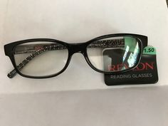 Revlon reading glasses at CVS - most stylish reading glasses EVER! And did I mention they're from CVS?  Very affordable 😊