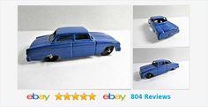#Vintage #Ford #Falcon Tootsie #Toy Blue #car #gotvintage #tootsietoy