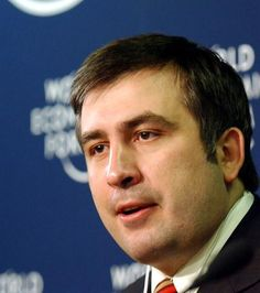 Mikhail Saakashvili (attended) is the third President of Georgia and the Leader of the United National Movement Party.