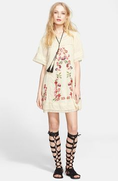 Free People -- LOVE this dress!