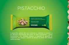 PISTACCHIO barrette Prolive BIO - PROLIVE BIO Linea barrette proteiche nutrizionali