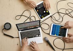 Link could change how you play music, even without Ableton - CDM Create Digital Music Galaxy S7, Purchase App, Down Song, Sound Library, Drum Pad, Best Ipad, Ableton Live, Simple App, Snow