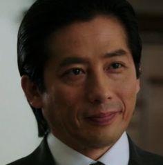 Hiroyuki Sanada San- Satoshi Takeda - Revenge Series   I looove this !~