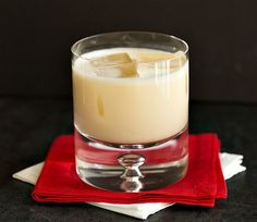 Moose's Milk - The Drink Kings (whiskey, rum, kahlua, half and half, maple syrup)