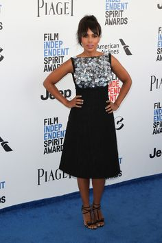 Kerry Washington, Film Independent Spirit Awards 2017