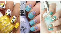 +30 Fotos de uñas decoradas para usar en temporada 2015 / 2016 | Decoración de…