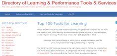 The Centre for Learning and Performance Technologies (C4LPT) es uno de los sitios de aprendizaje más visitados del mundo, el cual contiene recursos totalmente gratuitos sobre el uso de las...