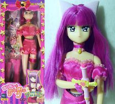 Sonokong  Tokyo  MEW MEW -  Zakuro Doll Figure Rare