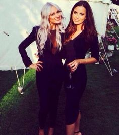 Lou and sophia