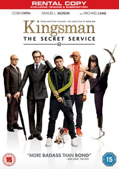 Based upon the acclaimed comic book and directed by Matthew Vaughn (Kick Ass, X-Men First Class), the film tells the story of The Kingsman; a super-secret spy organization that recruits an unrefined but promising street kid into his agency's ultra-competitive training program just as a global threat emerges from a twisted tech genius